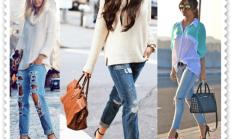2016 – 2017 Kış  Modası Kadın Jean Modelleri