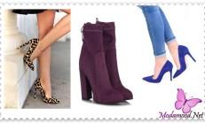 2018 – 2019 Sonbahar  Kış Kadın Ayakkabı Modası