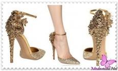 2019 Çivi Topuk Ayakkabı Modelleri