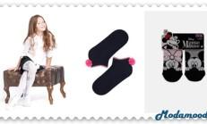 2019 Kız Çocukları İçin Desenli  Çorap Modelleri