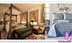 2019 Vintage Yatak Odaları Modelleri
