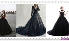 2019 Gotic Gelinlik Modelleri