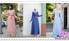 Tesettür Günlük Elbise Modelleri
