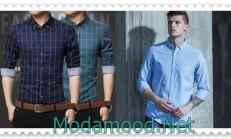 2019 İlkbahar Modası Erkek Gömlek Modelleri
