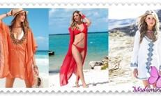 2019 Plaj Elbisesi Modelleri ve Kombinleri