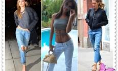 Düşük Bel Pantolon Nasıl Kombinlenir?