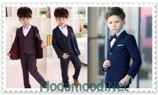 2019 Erkek Çocuk Takım Elbise Modelleri