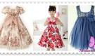 Yazlık Kız Çocuğu Elbise Modelleri