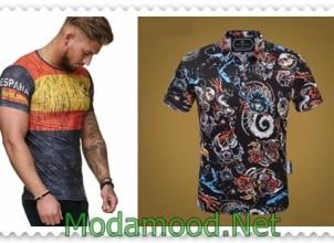 2019 Erkek Tişört Modası ve  Modelleri