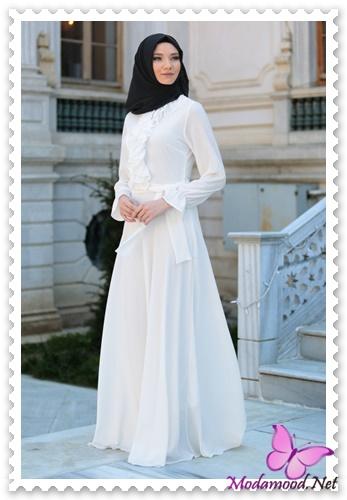 7344cde8a5c1a Tesettür Günlük Elbise Modelleri – modamood.net -12 - Modamood.Net ...