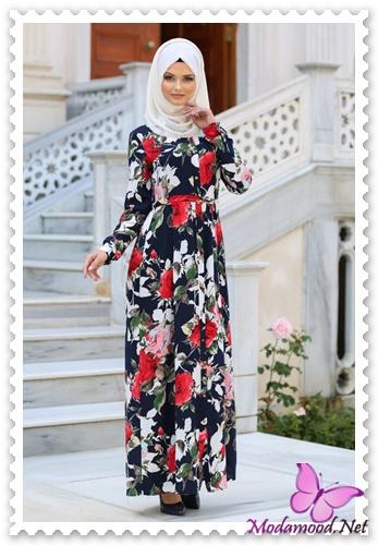 39a620881edb4 Tesettür Günlük Elbise Modelleri – modamood.net -13 - Modamood.Net ...