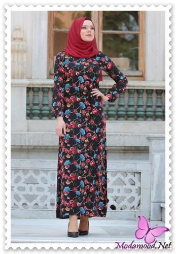 4c9cf8d48f596 Tesettür Günlük Elbise Modelleri – modamood.net -15 - Modamood.Net ...