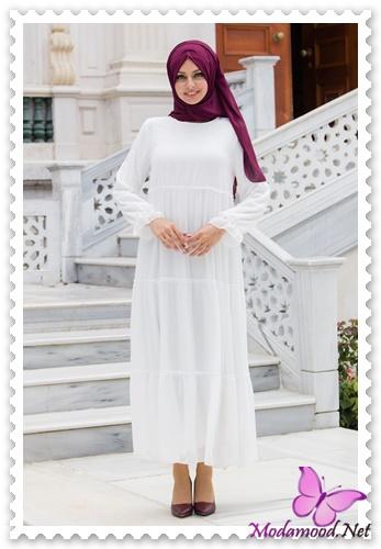 c38f92ced0718 Tesettür Günlük Elbise Modelleri – modamood.net -29 - Modamood.Net ...