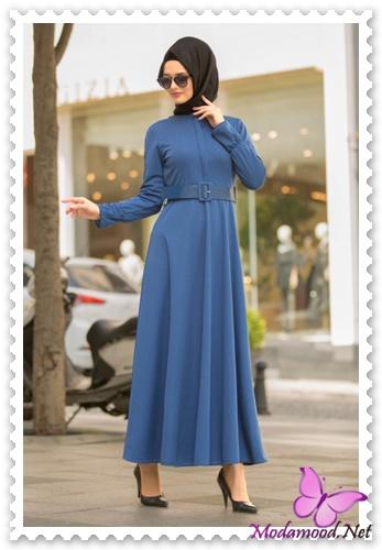 830c21c759efa Tesettür Günlük Elbise Modelleri