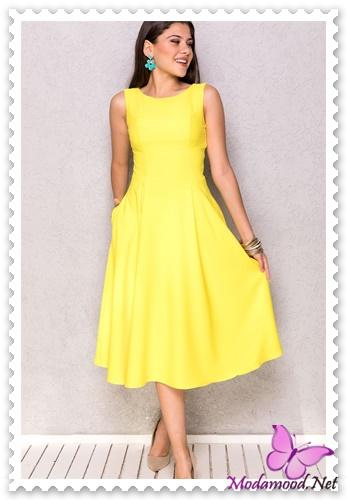da6e017e2158c Sarı Mezuniyet Gecesi Abiye Elbise Modelleri – modamood.net -15 ...