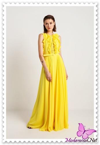 18e843cc7956d Sarı Mezuniyet Gecesi Abiye Elbise Modelleri – modamood.net -16 ...