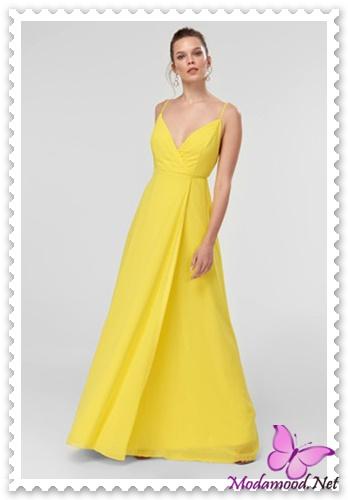 1c9a058fdd719 Sarı Mezuniyet Gecesi Abiye Elbise Modelleri – modamood.net -29 ...