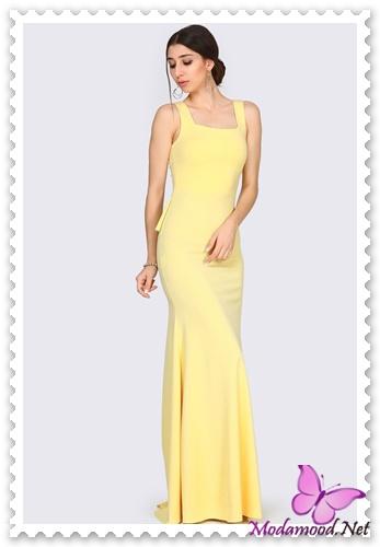 9fa848911653d Sarı Mezuniyet Gecesi Abiye Elbise Modelleri – modamood.net -42 ...